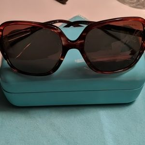 Tiffany and Co Tf4072B  Squrae Sunglasses